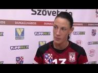 DKKA-FTC 33-24  interjú Szalai Babettel
