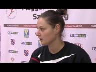 DKKA-FTC 33-24  interjú  Szikora Melindával