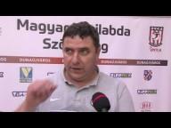 DKKA-FTC 33-24  interjú  Elek Gáborral