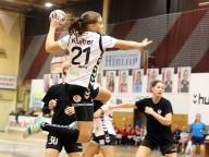 Kovács Anna és Klujber Katrin a válogatottban