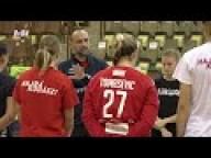 Beharangozó a Győri Audi ETO KC -DKKA K&H női kézilabda liga - 6. forduló.