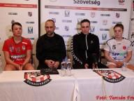 Ahogy a szereplők látták, DKKA-Vác 27-25, sajtótájékoztató a mérkőzés után