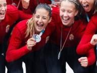 Braun Csenge ezüstérmesként tért haza