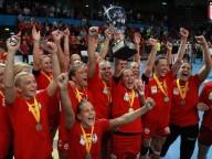 4 évvel ezelőtt EHF Kupát nyert csapatunk!