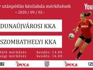 DKKA - Szombathelyi KKA Serdülő és Ifjúsági mérkőzés