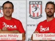 New coaches at the Academy