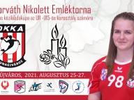 V. Horváth Nikolett Emléktorna